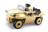 WWII German Amphibious Vehicle - B0690
